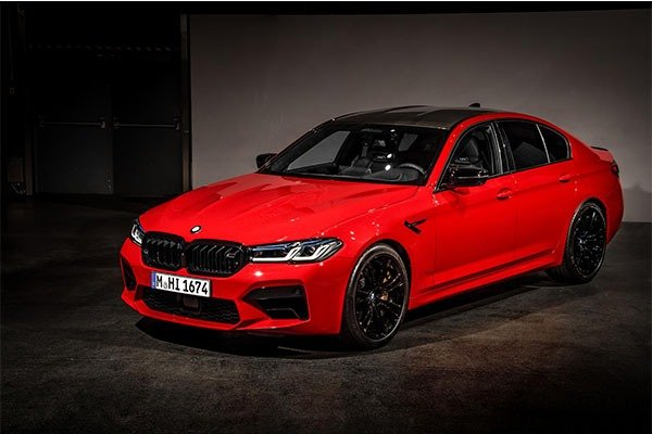2021 BMW M5 And M5 Competition Is Here And Its Dangerous