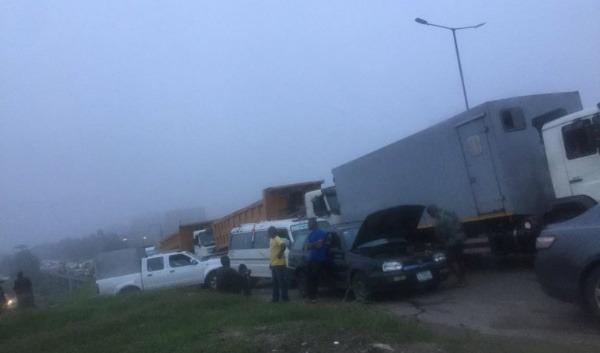 Kara Bridge fire autojosh