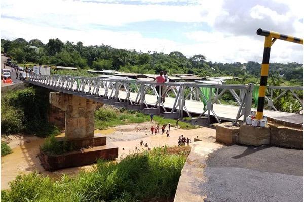 Bridge That Enugu State Government Built autojosh