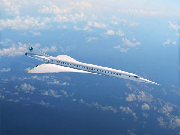 Supersonic Passenger autojosh