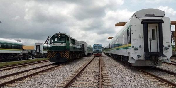 Standard Gauge Railway Line