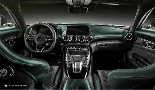 Mercedes-AMG GT R Pro autojosh