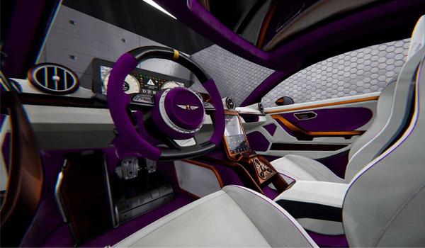 Hispano Suiza Carmen autojosh