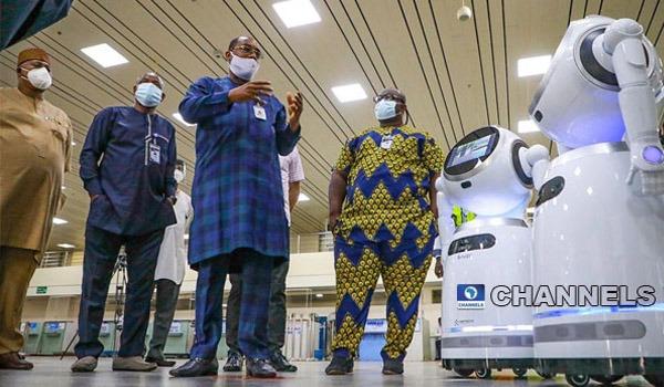 Inspect Abuja Airport autojosh