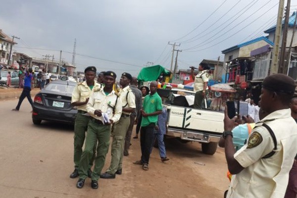 TRACE - the Ogun Traffic Agency.