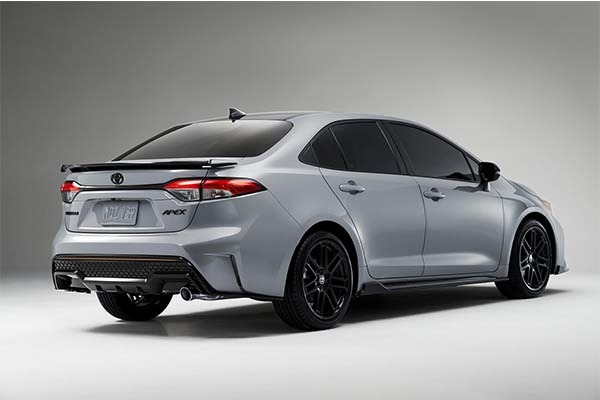 Introducing The 2021 Track Tuned Toyota Corolla Apex Edition
