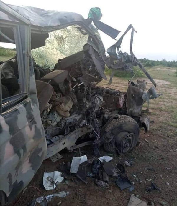 Nigeria Army Vehicle autojosh