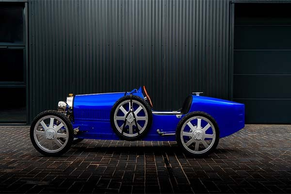 Bugatti's Cheapest Model, Baby II To Cost About ₦15m