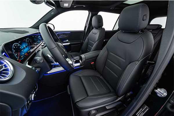 Mercedes-Benz GLB Gets The Brabus Treatment