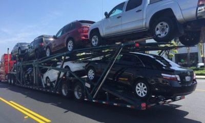 car trucking costs usa