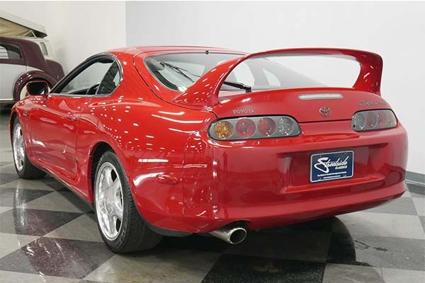 Classic 1997 Toyota Supra Cost Almost ₦50m, Double Than A 2020 Model