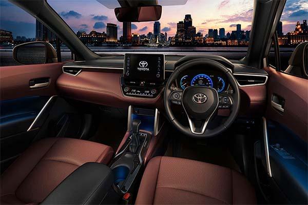 Toyota Launches Corolla Cross SUV And Its A Mini RAV4