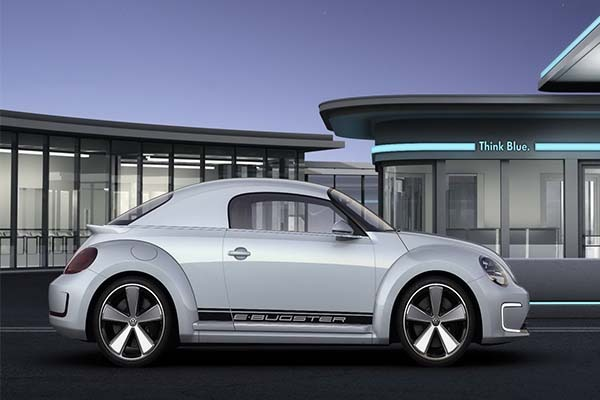 Rumour: VW Beetle May Return, But As An Electric Vehicle