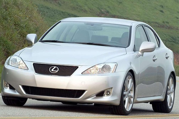 Check Out The Evolution Of The Lexus IS From 1998 To 2020