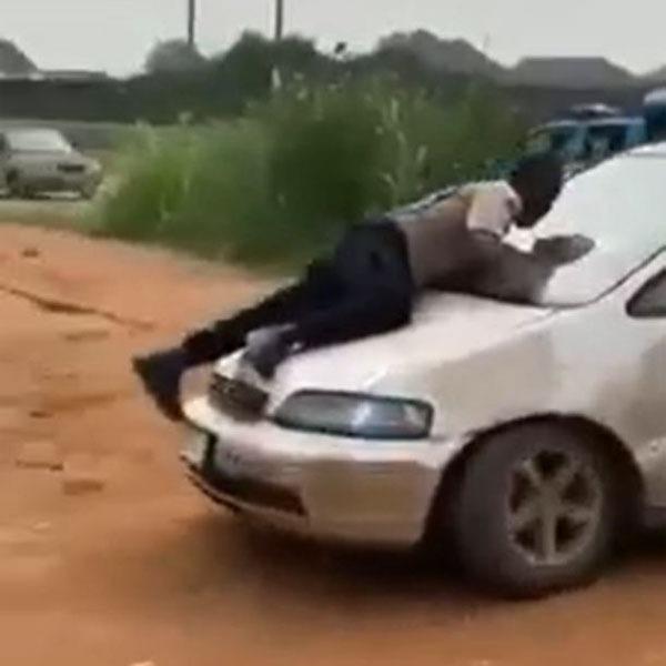 Motorist Escapes autojosh