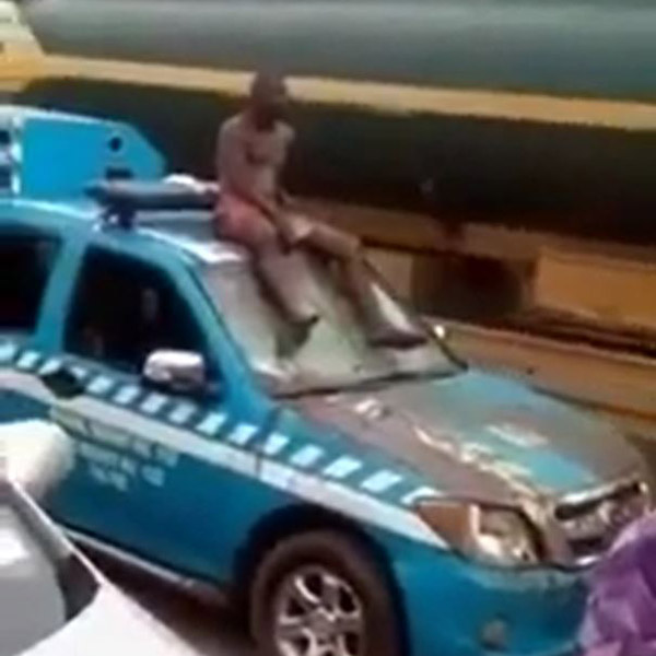 FRSC Reacts To Viral Video Of An Attack By A Naked Keke NAPEP Rider