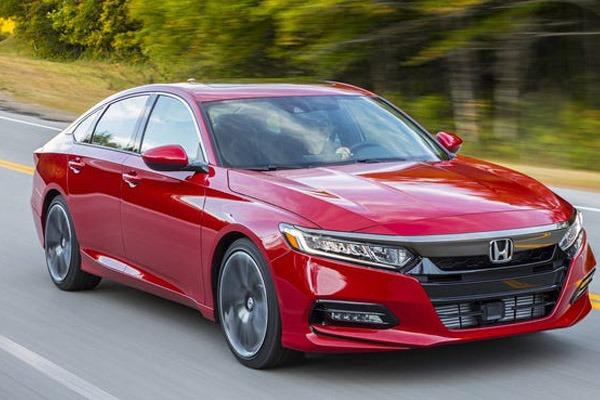 Honda Accord Loses Manual Transmission