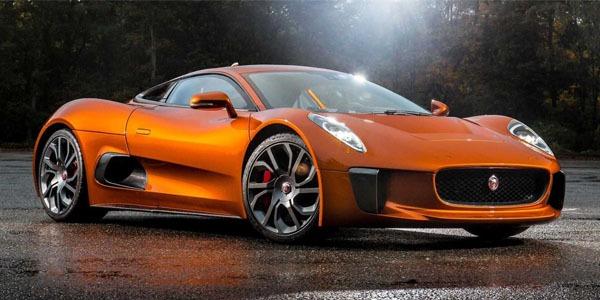 Jaguar Electric sports car autojosh
