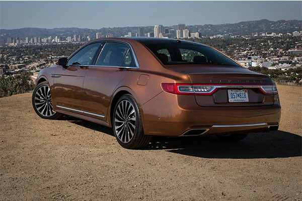 Official: Lincoln Is Kill Off The Continental Sedan Again