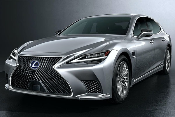 Lexus Refreshes LS Luxury Sedan With New Features For 2021