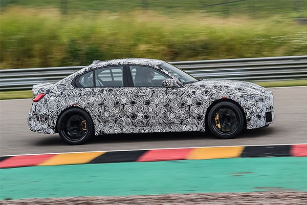 2021 BMW M3 Teased: It Will Be Available In A Manual Gearbox