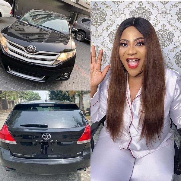 Nollywood stars Toyota venza autojosh