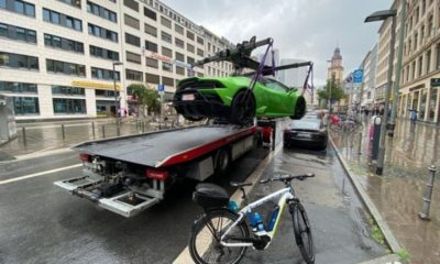 police-bicycle-seizes-lamborghini-electric-car