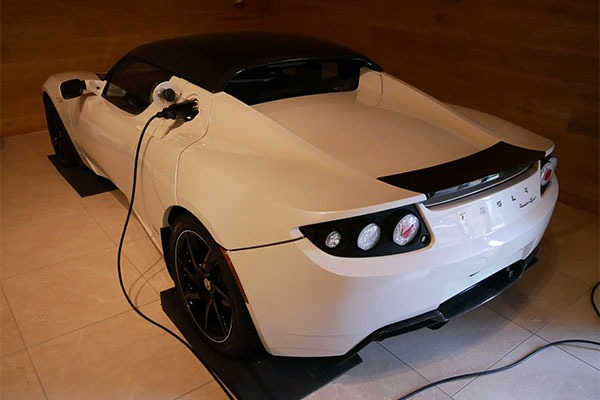 This Barely Used Tesla Roadster Final Model Cost More Than ₦500m