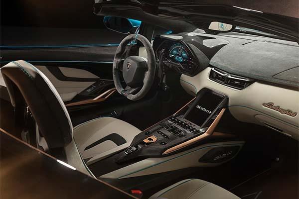 Lamborghini-sian-roadster