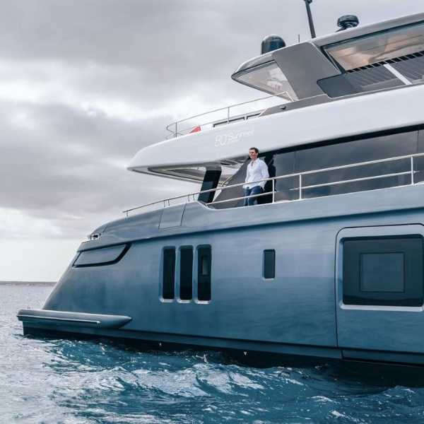 Tennis Star Rafael Nadal Takes Delivery Of His Great White Luxury Yacht Autojosh