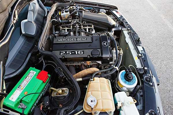 This Rare Mercedes-Benz 190E Cost More Than A S-Class