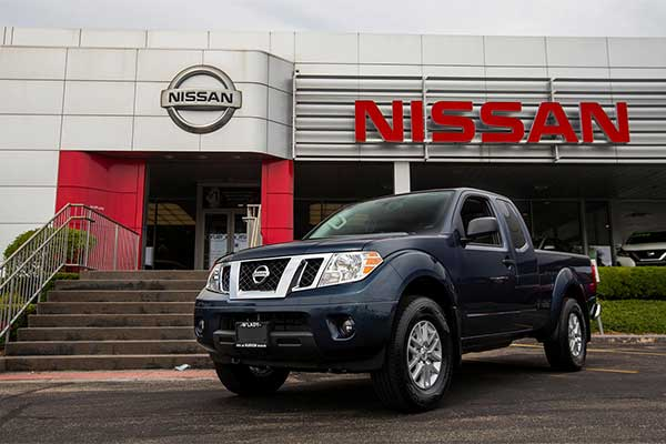 Check Out This Nissan Frontier That Reached The 1m Mile Mark