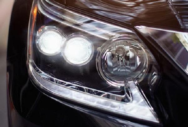 2018 gx 460 headlamps