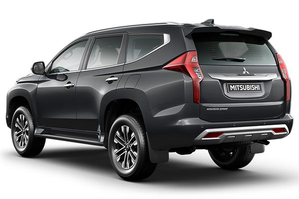 New Mitsubishi Pajero Sport Is The First Virtually Unveiled Car In Nigeria