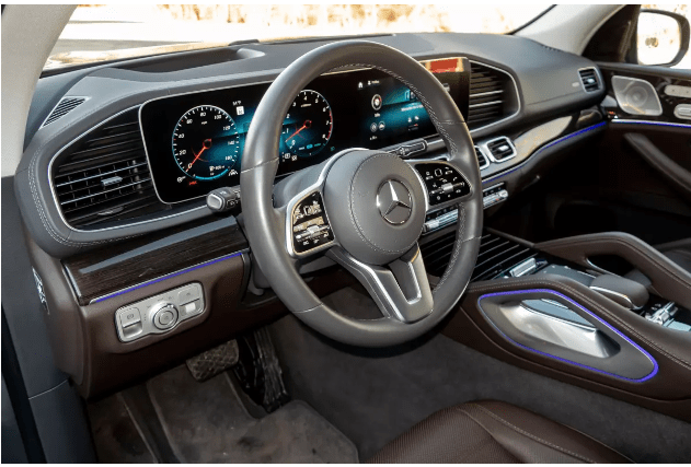 2020 Mercedes-Benz GLS450/580