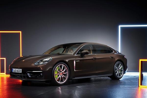 2021 Porsche Panamera Unveiled