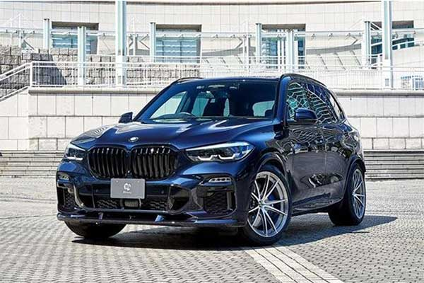 Japanese Tuner Transforms A BMW X5 Into A Beast On Wheels