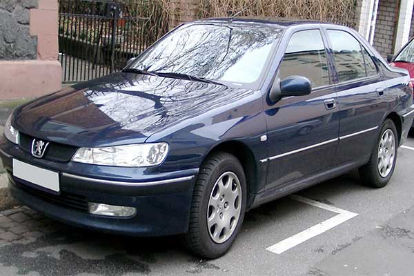 Throwback Thursday: Peugeot 406, A One Time Great Nigerian Car