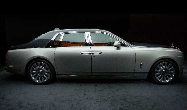 Rolls-Royce Phantom Is The Most Desired Luxury Car In Nigeria, Here Are The Most Sought-after In Africa - autojosh