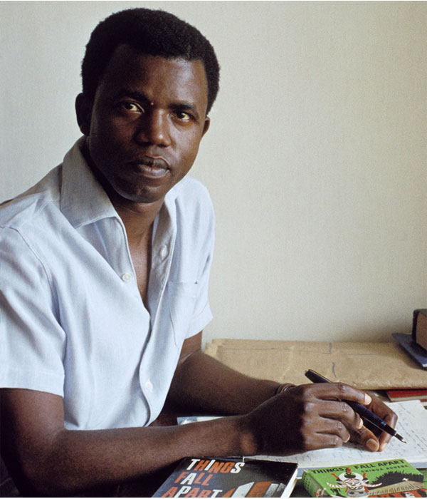 Chinua Achebe: The Car Accident That Left Him Confined To Wheel-Chair