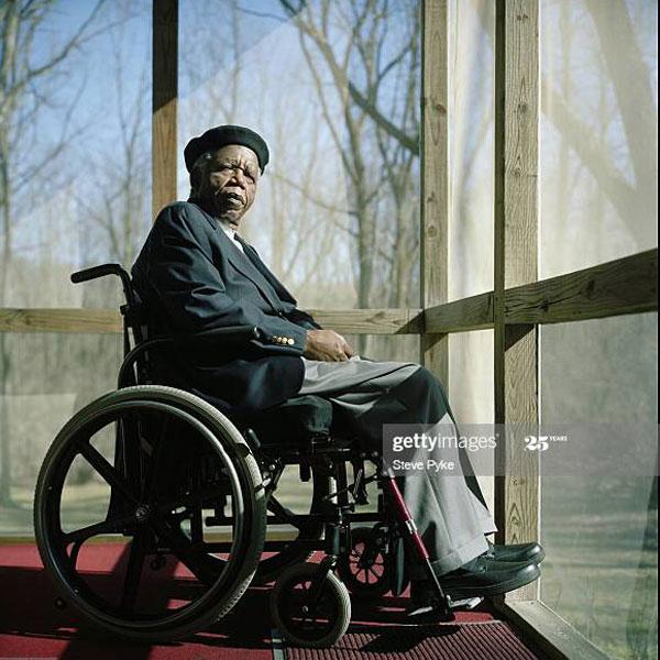 Chinua Achebe: The Car Accident That Made Him A Wheel-Chair User