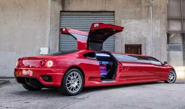 Ferrari-360-Modena-Limousine