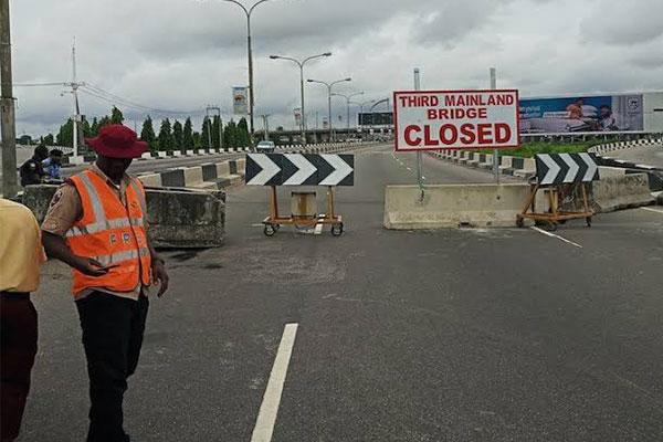 Borini Prono Gives Video Update On Third Mainland Bridge Repairs