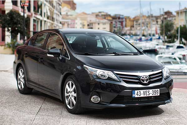 What Happened To The Toyota Avensis And Why Was It Discontinued