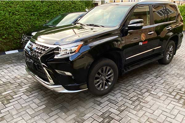 Nollywood Actress Chika Ike Acquires Vehicles For Her Flip Script Studios