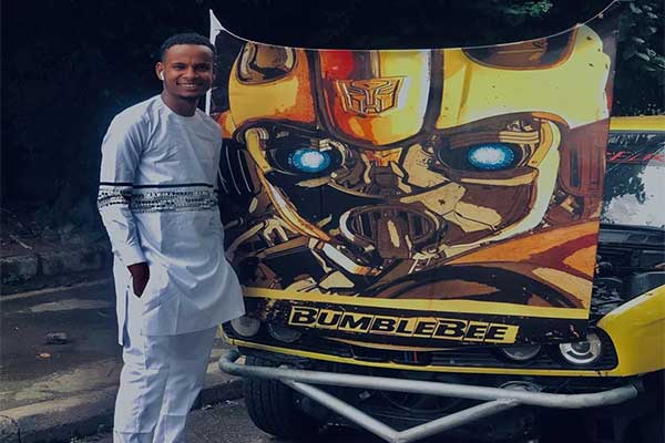 Drift Hunters Nigeria Releases Trailer For Their Motorsport Movie
