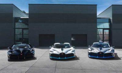 Owner Reversing His Bugatti Divo Worth $5.8 Million Hit Mercedes - autojosh