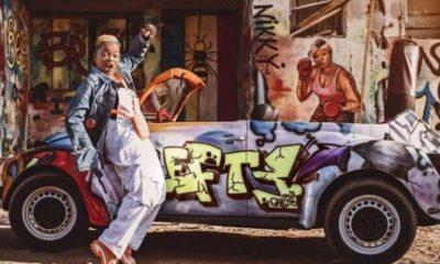 funke-akindele-poses-with-omo-ghetto-themed-convertible-vw-beetle-ijapa-as-she-turns-43