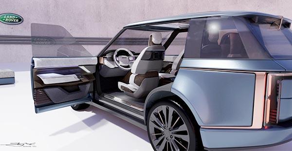 Next-Gen Range Rover