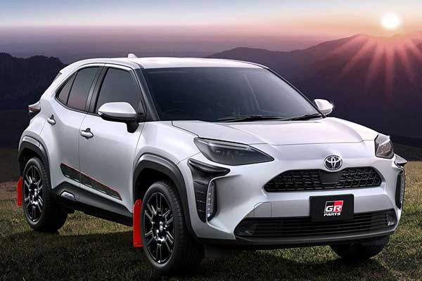 Toyota Gives Yaris Cross The Gazoo Racing Body Kit